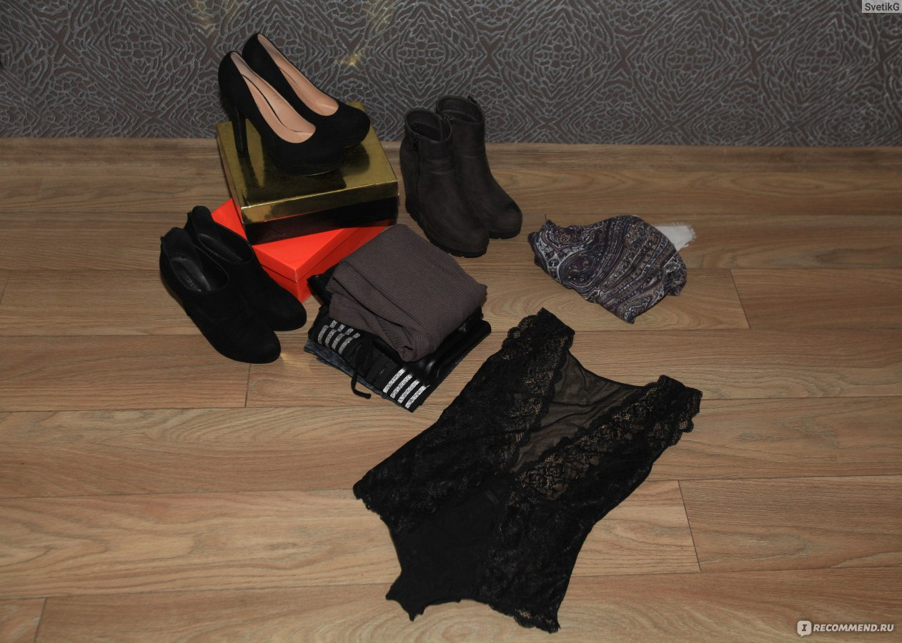 d1d58b184beb0 Lamoda.ru - Интернет магазин одежды и обуви - «♥♥♥ Мои покупки на ...