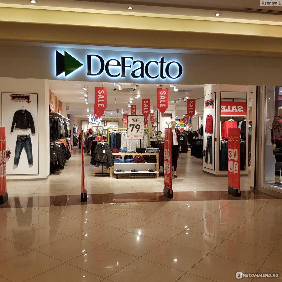 Гч Магазин Турецкой Одежды Дефакто