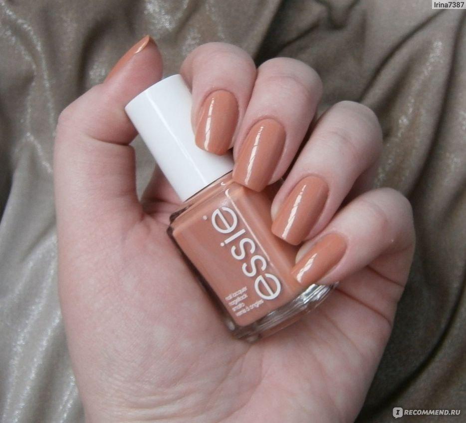 Essie ногтях mamba на
