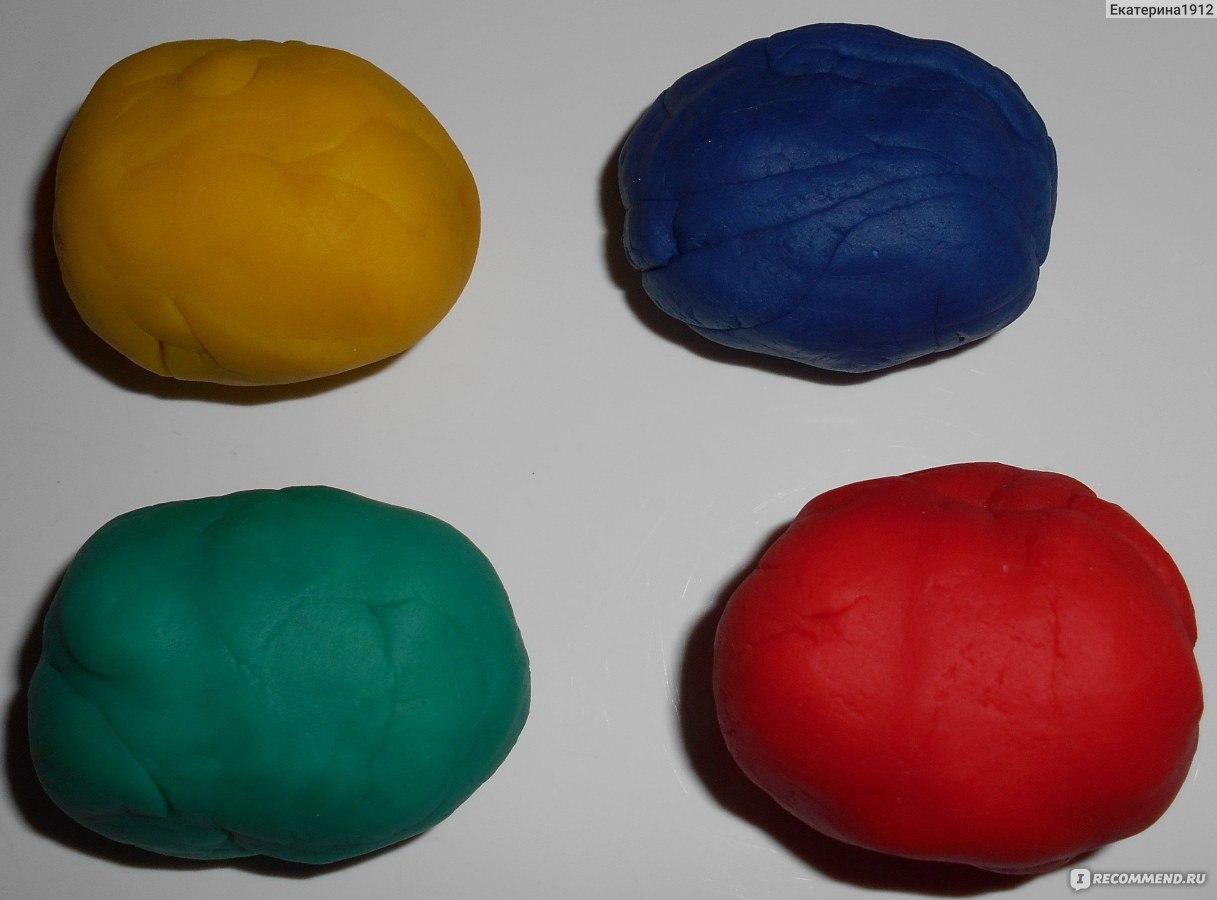 Базовые формы из пластилина: шар, диск, жгут, цилиндр 13