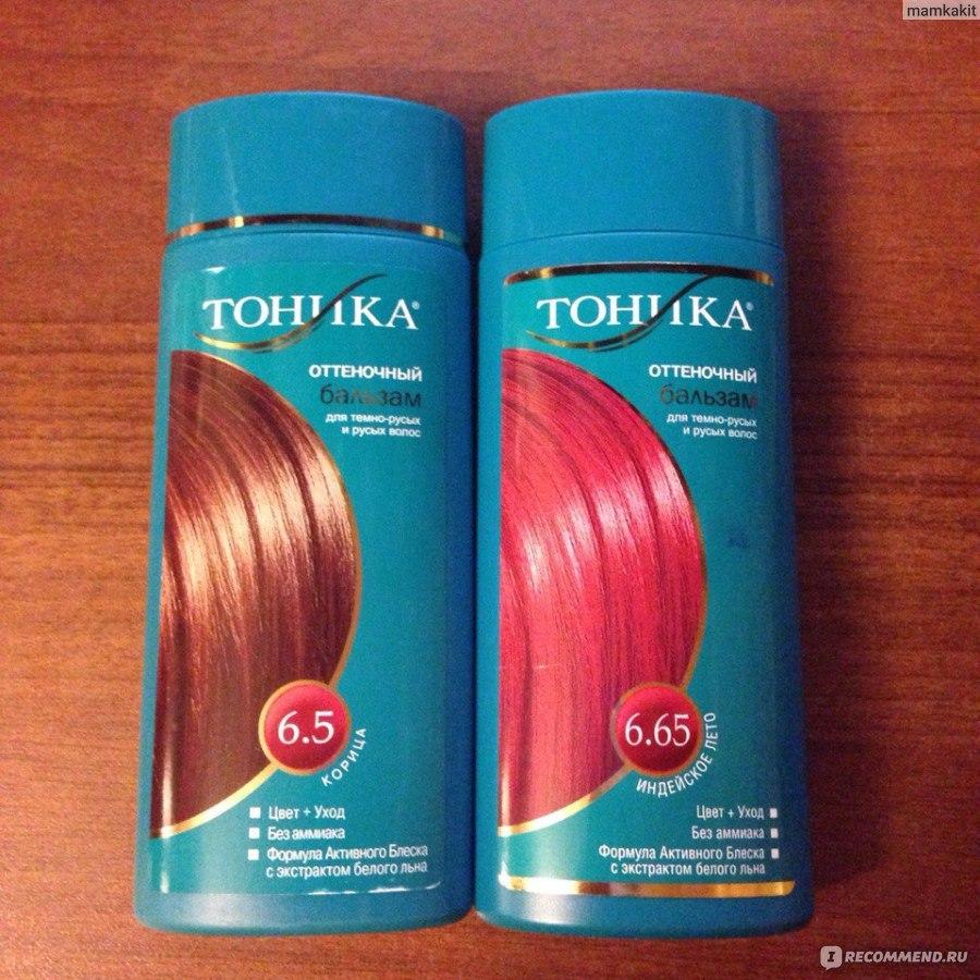 Как и из чего сделать тоник для волос