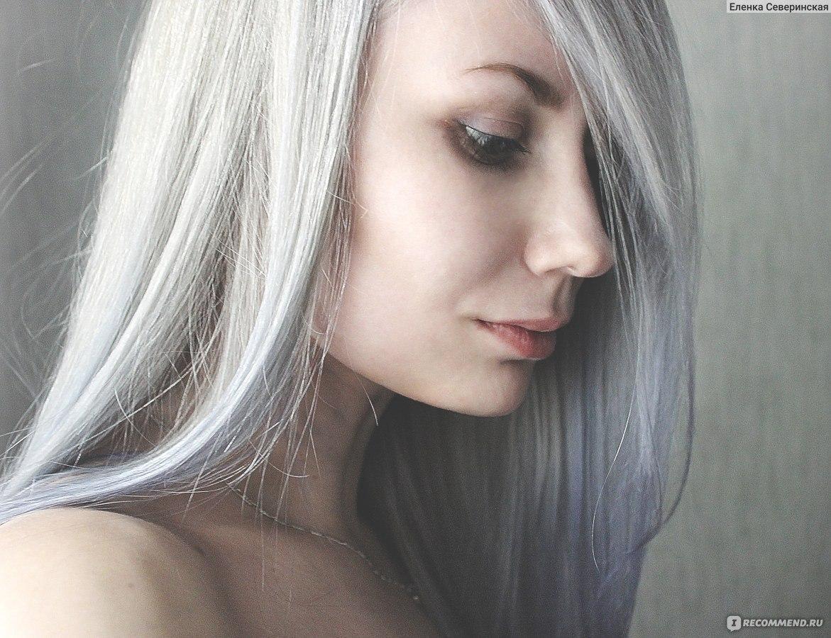 Колорирование на темных волосах какое выбрать