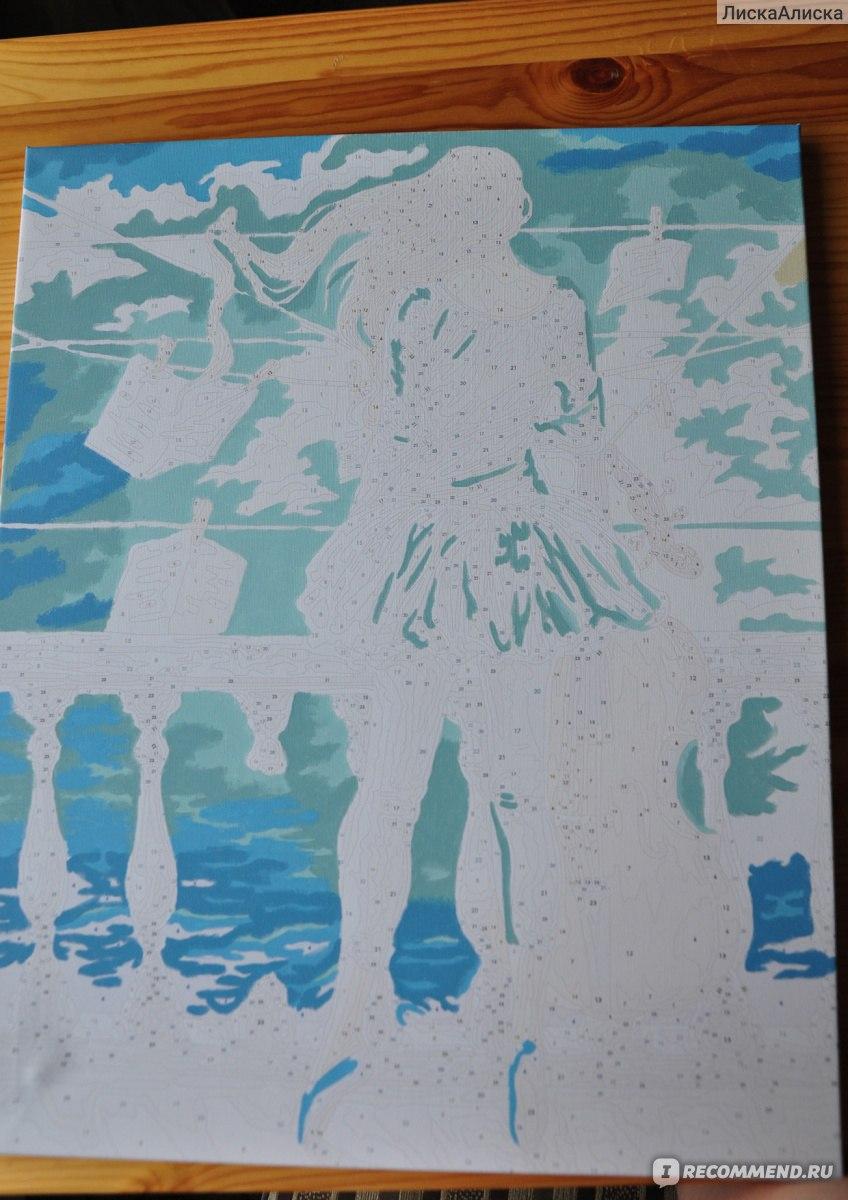 Рисование по номерам создай шедевр своими руками фото 162