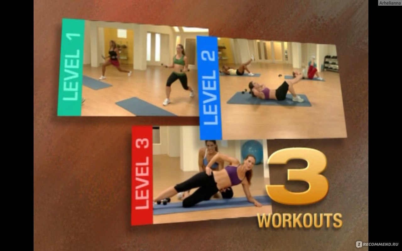 Как похудеть за счет тренировок