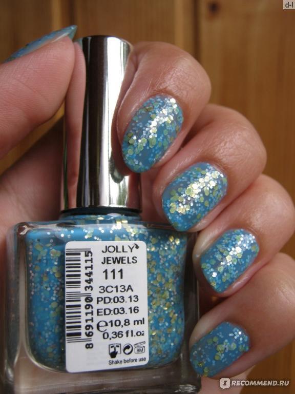 Лак для ногтей, оттенок Snow White Shara Shara 2193866