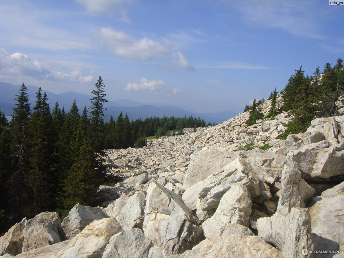 """Национальный парк""""Зюраткуль """", Россия, Сатка ..."""