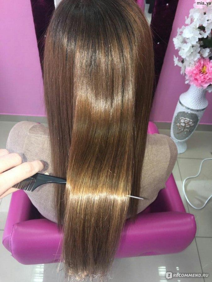 Cadiveu ботокс для волос отзывы