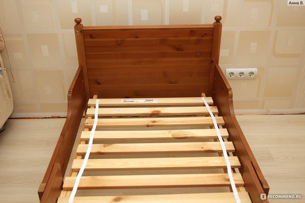Кровать Лексвик Икеа Инструкция По Сборке - фото 8