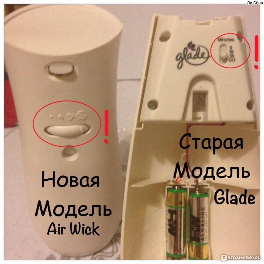 Автоматические освежители воздуха air wick freshmatic отзывы. 9.