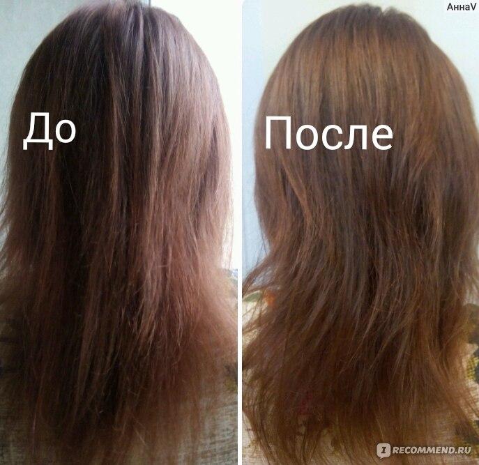 Питание для хороших волос