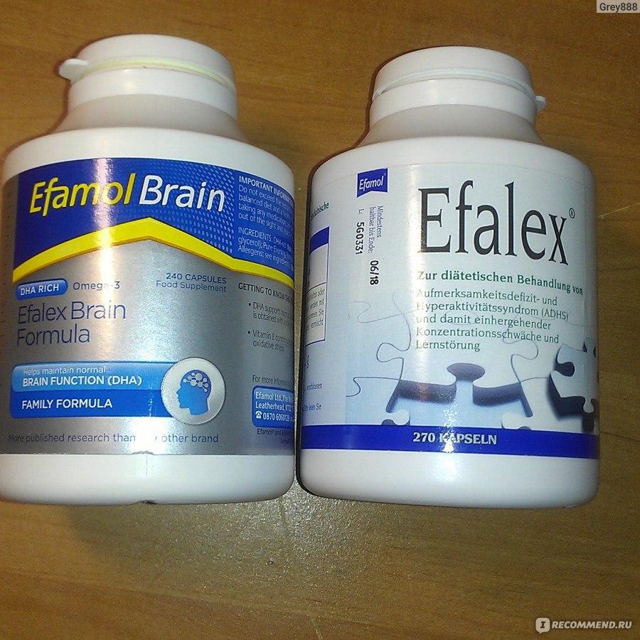 Efalex инструкция по применению - фото 9