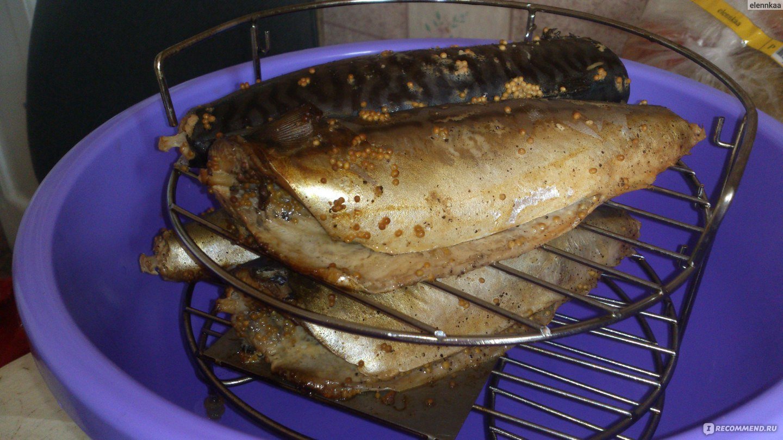 Рецепт скумбрии в мультиварке пошагово