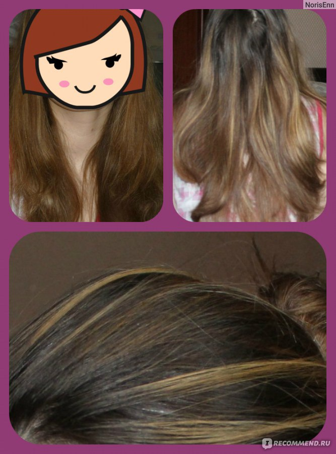 Мелирование на корни волос в домашних условиях 19