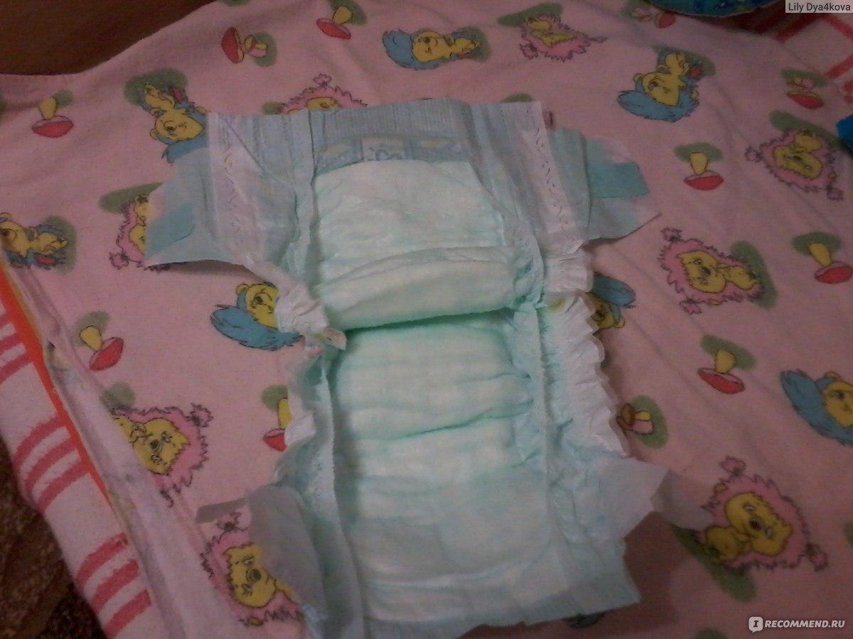 Как сшить памперс для беби бона 98