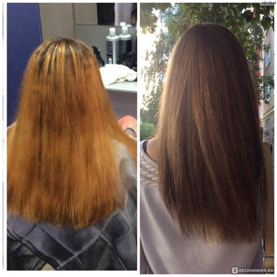 Как осветлить волос после окрашивания в домашних условиях