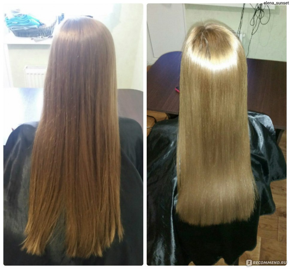 Как сделать полировку волос 647