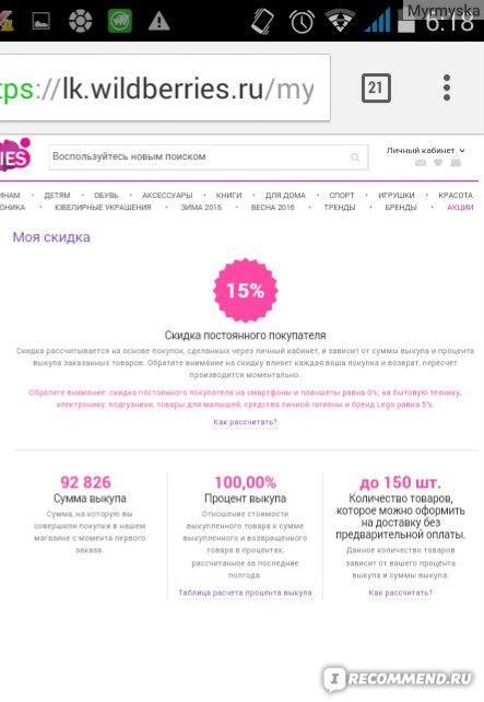 835ae25a2e7c Wildberries.ru - Интернет-магазин модной одежды и обуви - «А КАК ВСЕ ...