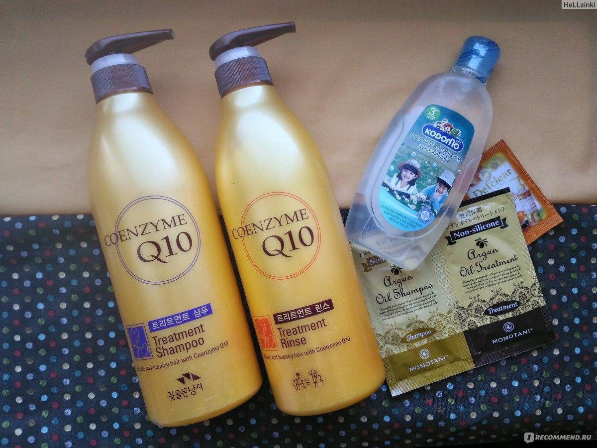 Маска для волос из желтков и лимона