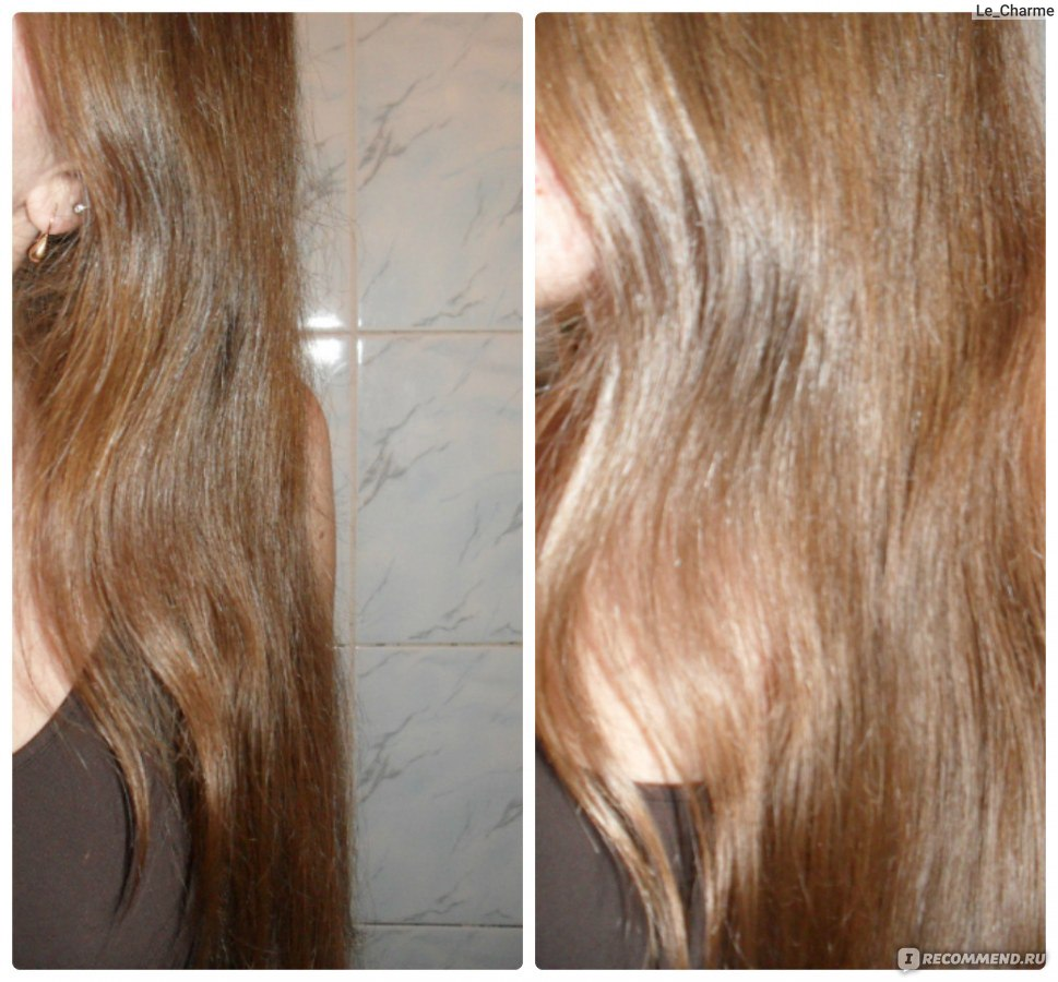 масляное ламинирование волос рецепт