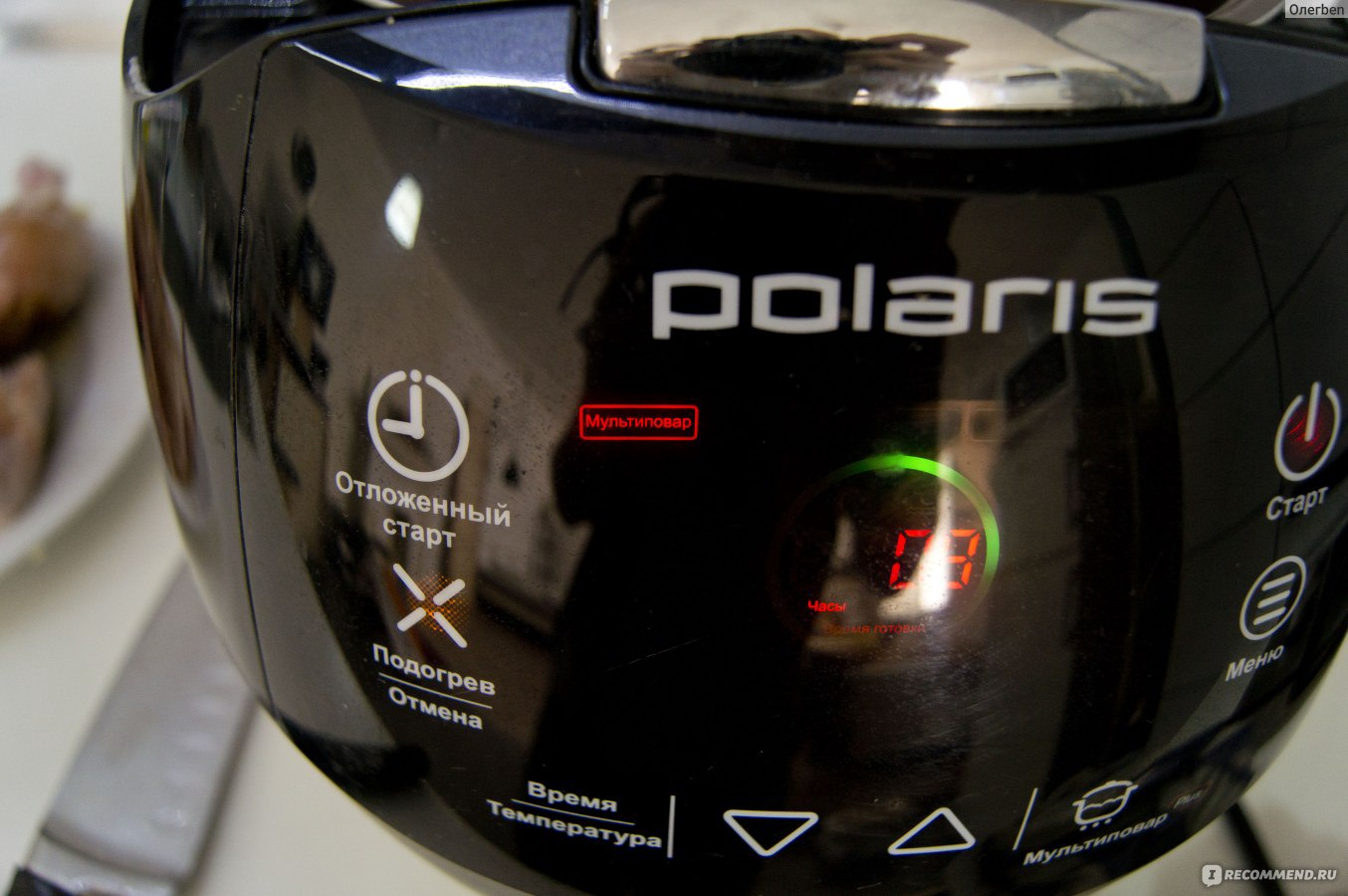 Мультиварка polaris pmc 0519d рецепты