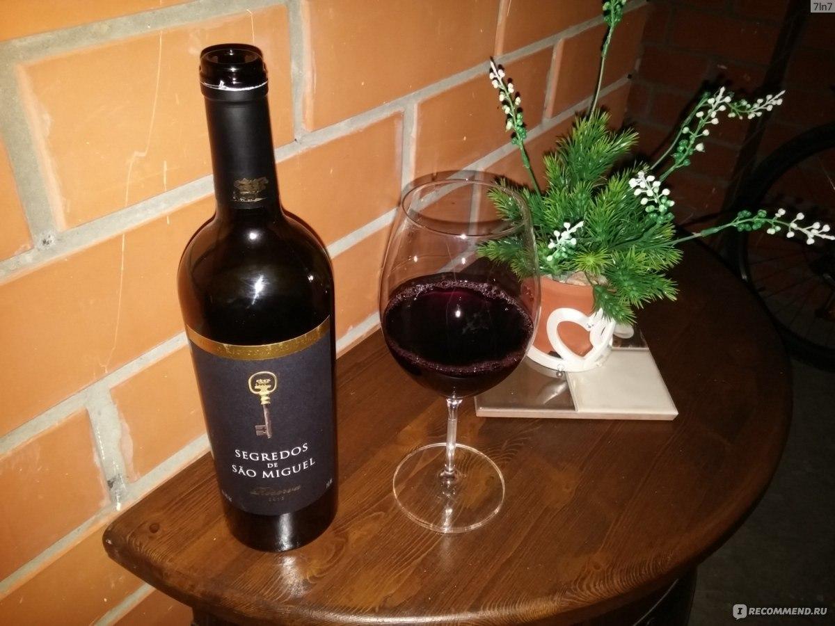 Как выбрать хорошее красное сухое вино