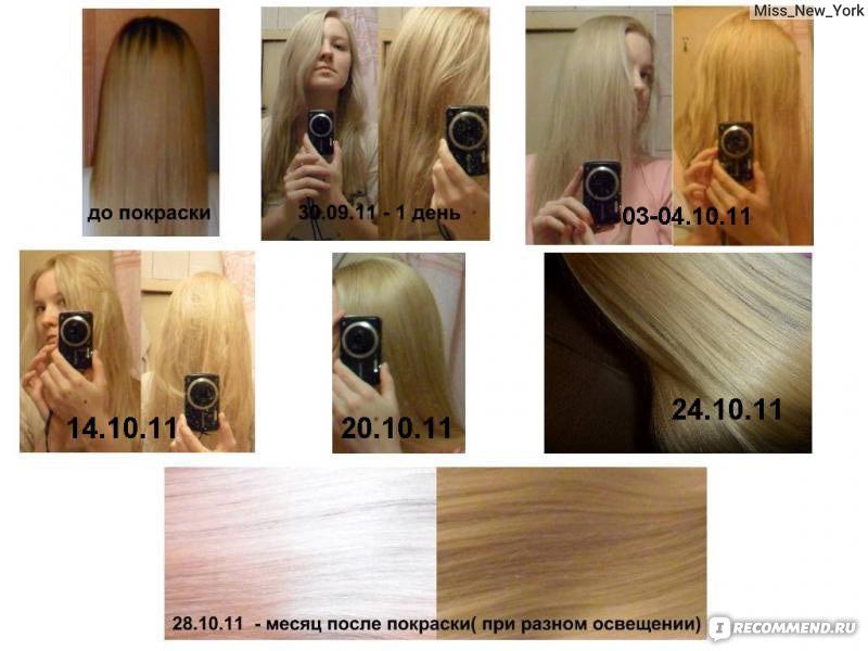 Как покрасить волосы матриксом в домашних условиях
