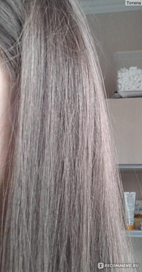 Чем закрасить рыжину на темных волосах
