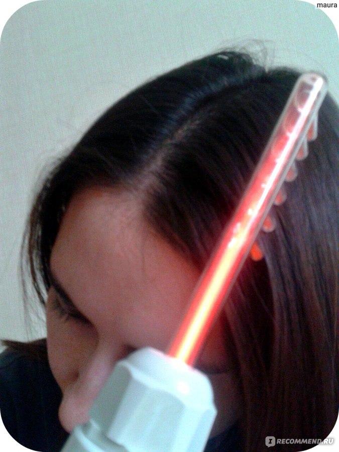 Дарсонваль для волос отзывы помогает ли отрастить волосы