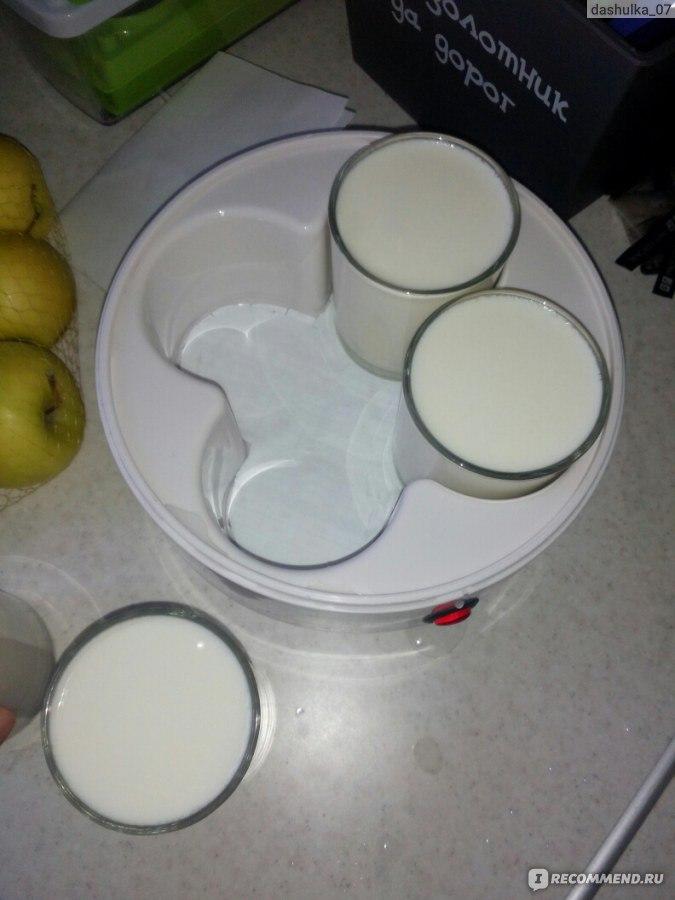 Как сделать йогурт в йогуртнице из магазинного йогурта