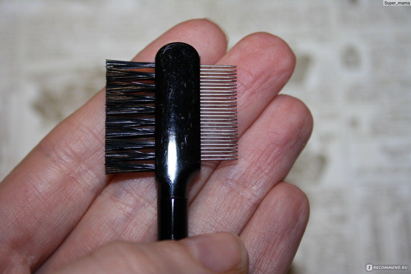 Металлическая расческа для ресниц отзывы