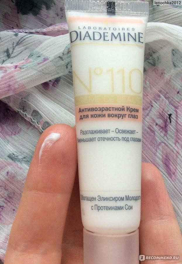 Эффективный крем для глаз в домашних условиях