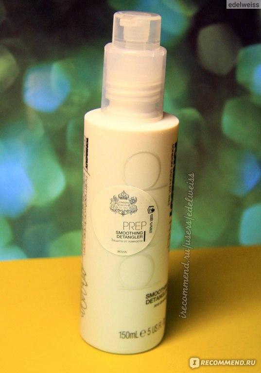Маска для волос с льняным маслом и маслом ши