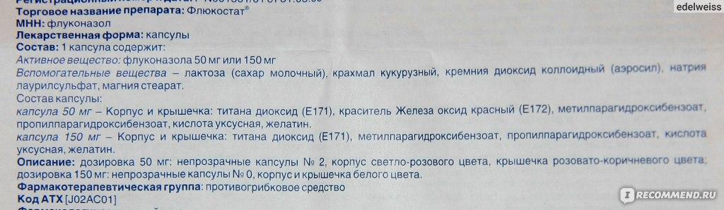 Дешевые российские аналоги Флюкостата от молочницы