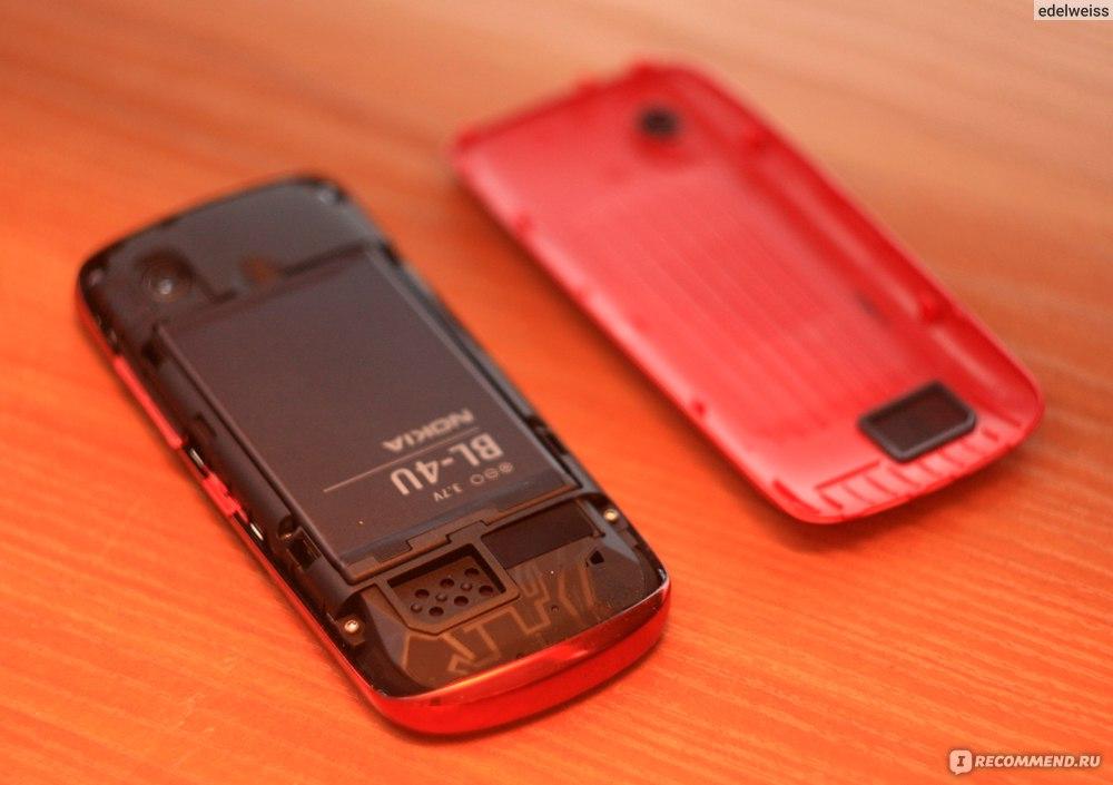 """Nokia Asha 300 - """"Кнопки + сенсор = удачное сочетание! Лучший кнопочно-сенсорный телефон (много фото)"""" Отзывы покупателей"""