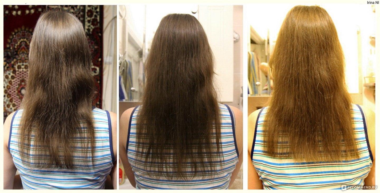 Химическая завивка волос в домашних 14