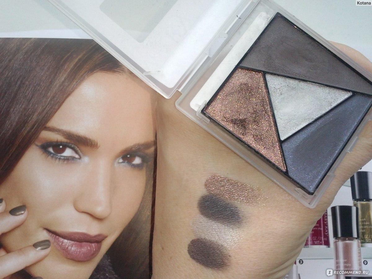 Тени от мери кей макияж фото