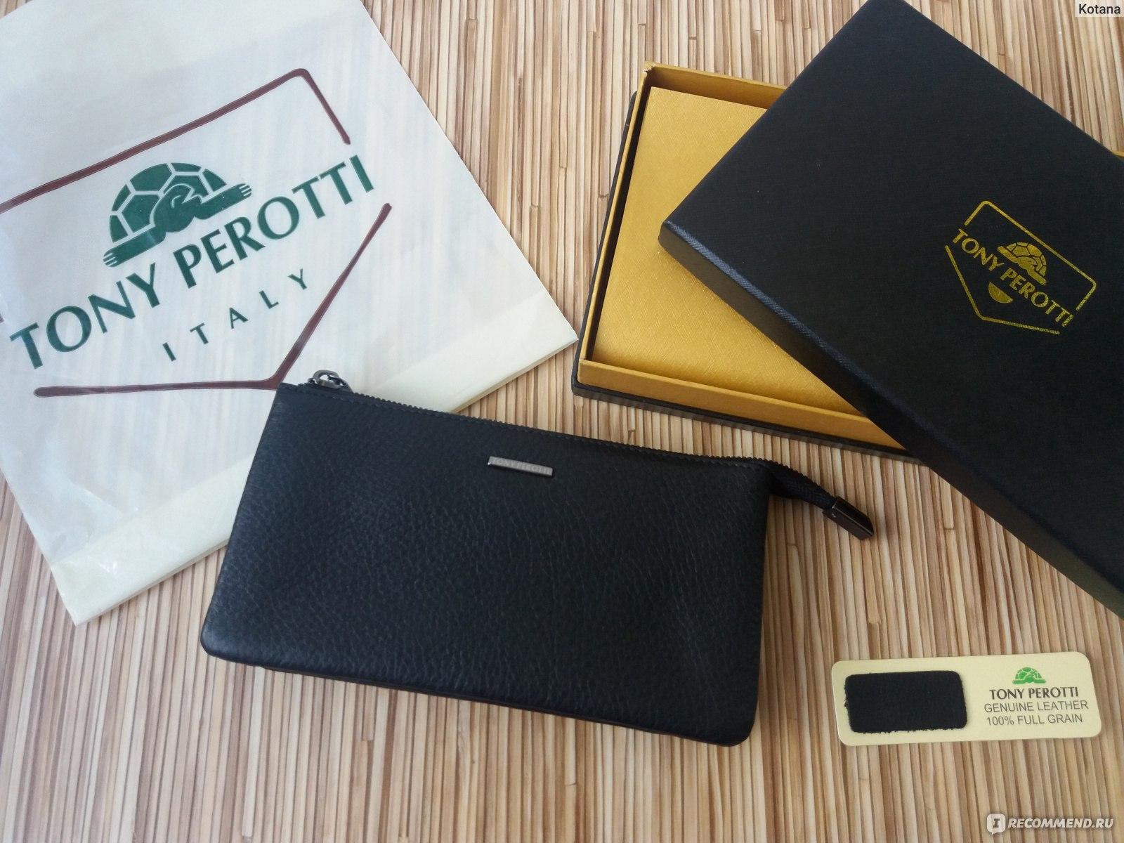 5dd50b316d2d Кошелек женский Tony Perotti Кожаный клатч-портмоне New Contatto АРТ:  2651-NCt фото