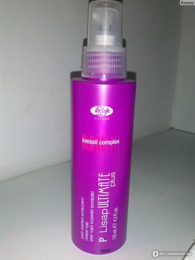 Спрей для волос разглаживающий отзывы