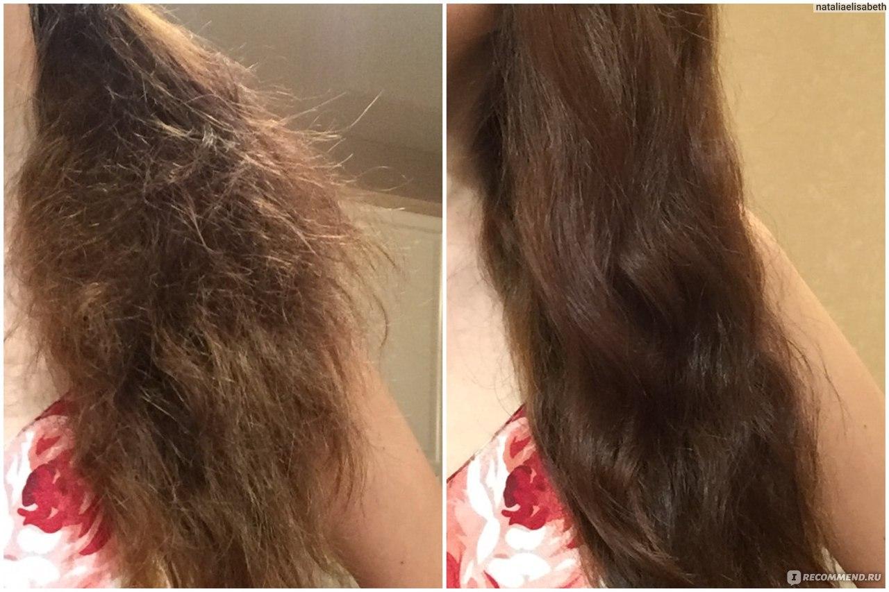 Бальзам для волос чистая линия сила 5 трав
