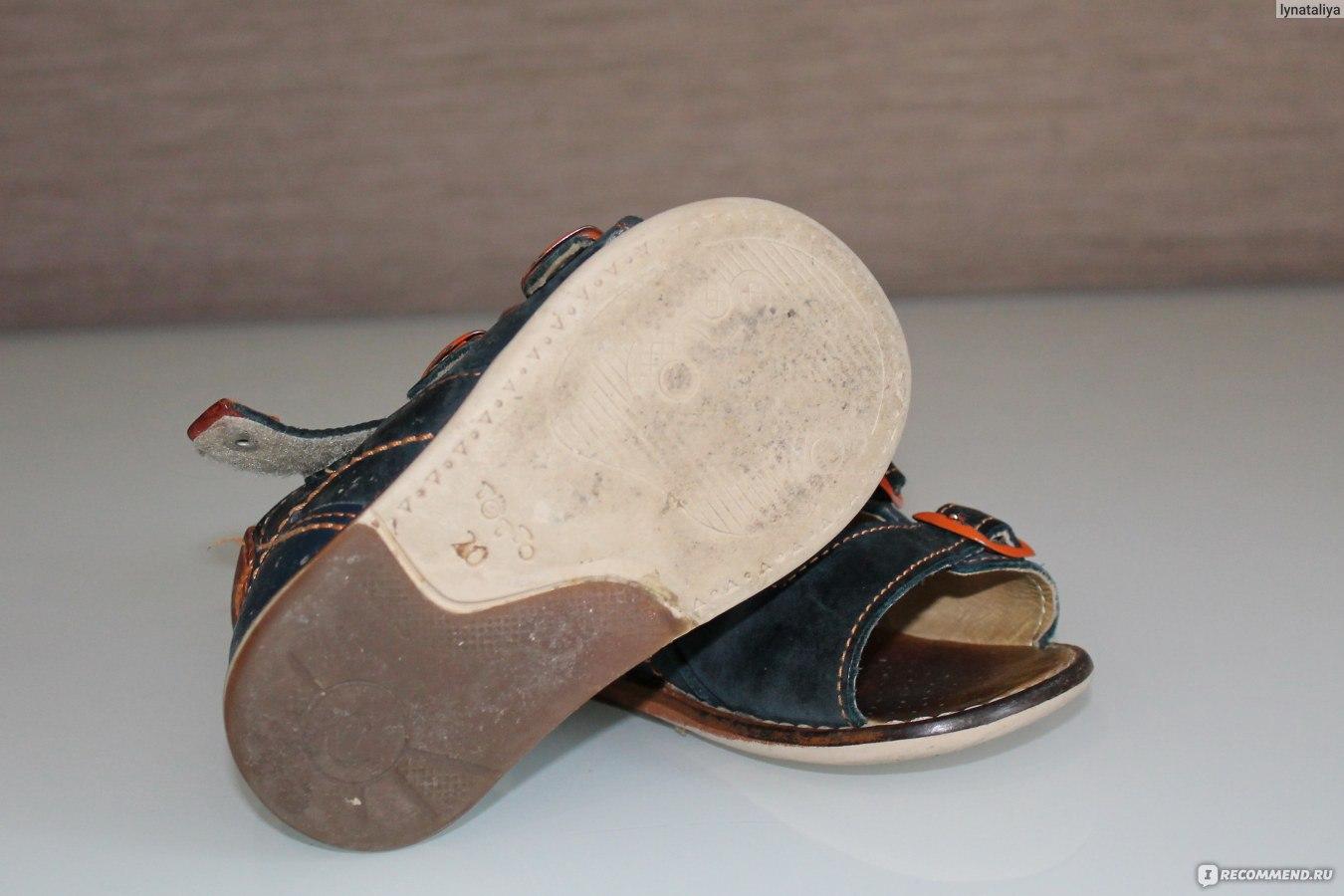 ff948a40c Босоножки ( сандалии) Тотто Летняя обувь - «Обувь ТотТо из серии ...
