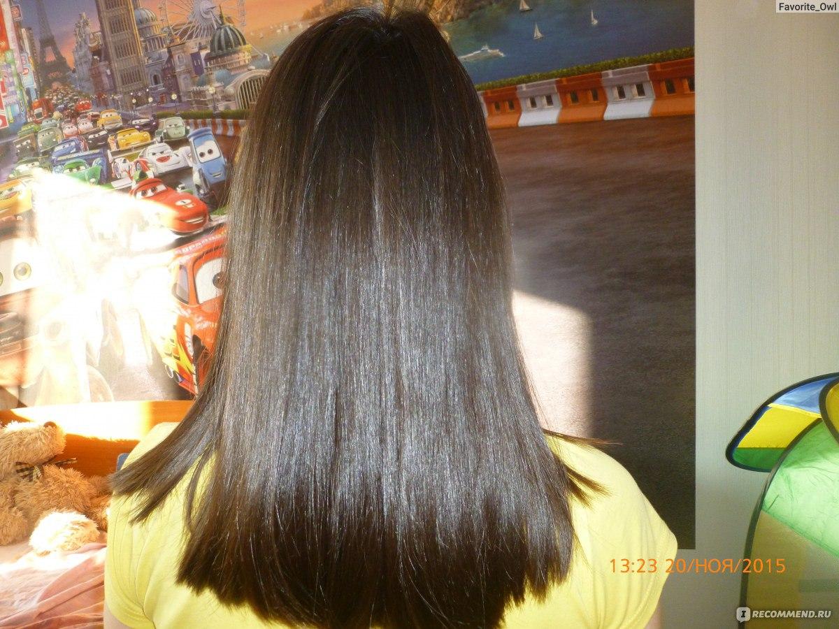 Почему волосы слипаются в сосульки