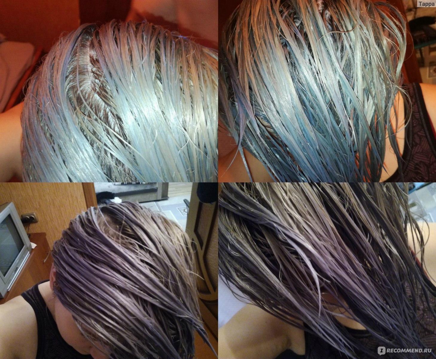 Как смыть тоник для волос в домашних условиях
