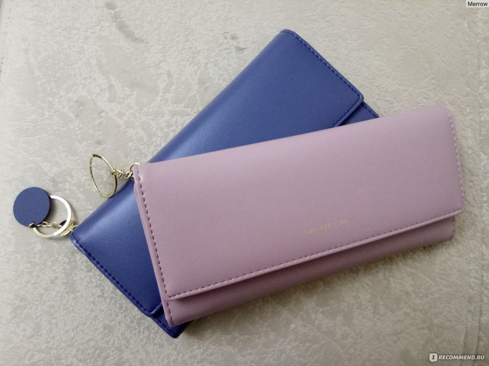 55570a05a736 Кошелек-клатч Aliexpress New Fashion Women Wallets Long Style  Multi-functional wallet Purse Fresh
