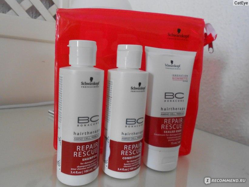 Средство для секущихся волос Schwarzkopf Professional Biomimetic Repair фото 9d04ff9bd186a