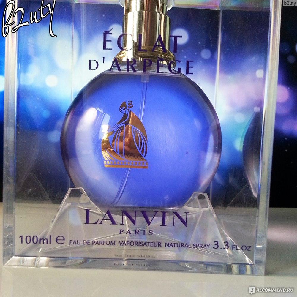 Lanvin Eclat Darpege Lanvin Eclat самый вкусный манящий аромат