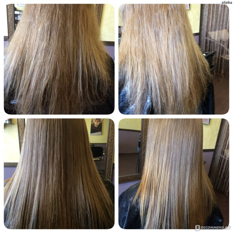 Как сделать полировку волос 734
