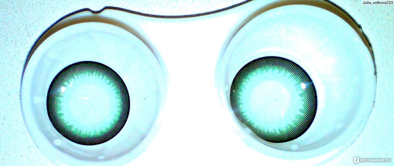 Сажают ли линзы зрение 65