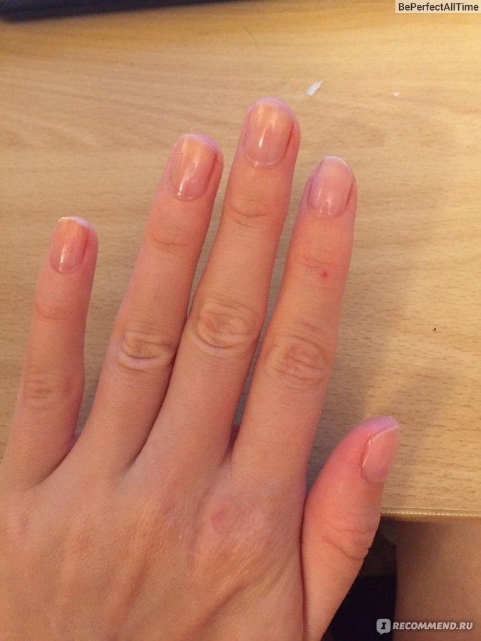 Маникюр натуральных ногтей