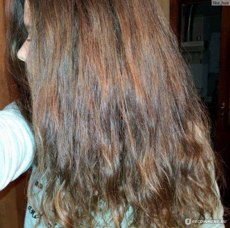 Агар-агар для волос
