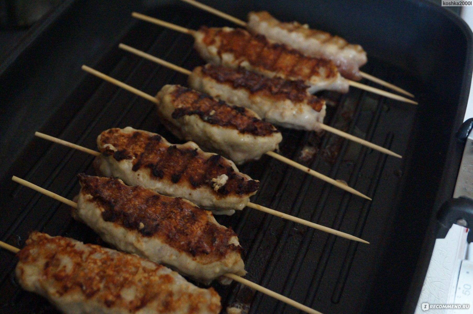 Люля-кебаб на сковороде: блюдо для сытой лени или как 100